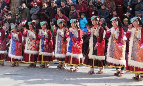 LADAKH TOUR WITH ORACLES FESTIVAL  2019