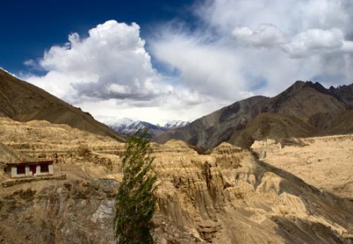 Lamayuru to Alchi Trek