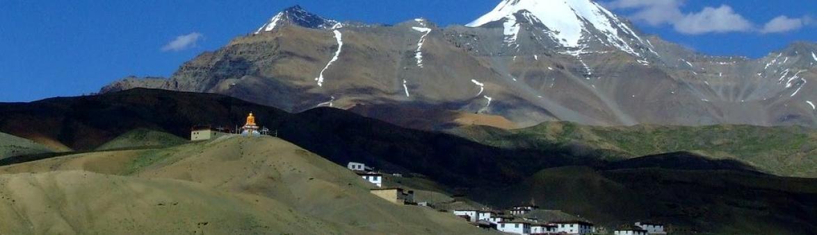 Ladakh Lahual Spiti Valley