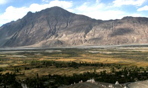 JOURNEY TO LADAKH