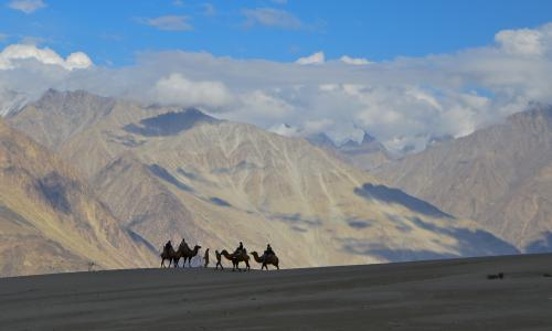 JOURNEY TO HIMALAYA