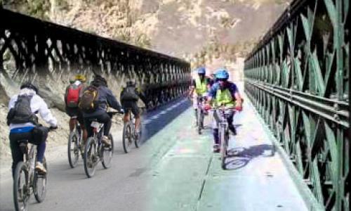 LEH-SRINAGAR CYCLING EXPEDITIONS